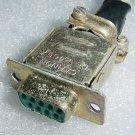 DEMA9S, DE-24657, Cannon Plug Avionics Connector Receptacle
