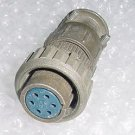 MS3106A14S-6S, Amphenol Aircraft Cannon Plug Connector