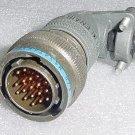 MS3476W14-18P, MS3116F14A18P, Avionics Connector Plug