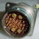 AFD50-24-38PN, Aircraft Avionics Connector Plug Receptacle