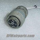 MS3106A16S-8S, MS3106A16S8SC, Aircraft Avionics Connector Plug