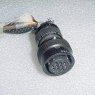 MS3476A12-10S, MIL-C-26482, Avionics Connector Plug