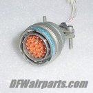 MS27484T16F26P, MIL-DTL-38999, Avionics Harness Connector Plug
