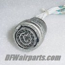MB16R-1626S, MS3476L16-26S, Avionics Harness Connector Plug
