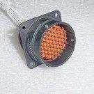 LS10216R22-55P6, DL60R-22-55P6-1A, Deutcsh Connector Receptacle