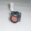 MS24264R16B24S6, BACC45FN16-24S6, Cinch Connector Receptacle