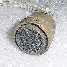 DC26F22-55S, 5935-01-565-4505, Burndy Avionics Connector Plug