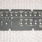 NEW!! ARC Audio Panel Faceplate, EL Lightplate, 12411-1118-2