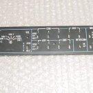 47219, 47219-00, Nos ARC Audio Panel Faceplate / Lightplate