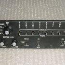 09219, 09219-00, Nos Piper Aircraft Audio Selector Panel