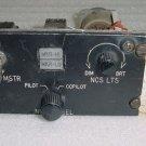 80S-59-2073-00, 59-2073-00, Sabreliner Avionics Control Panel