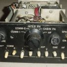 2388373-1, 23883731, Learjet Aircraft Audio Control Panel