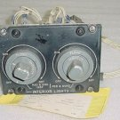 282-540250-011, 282540250-011, Sabreliner Lights Control Panel