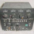G-4877, VHF COMM, NAV, Transponder, ADF Control Panel