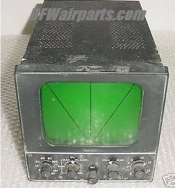 4000764-3201, IN-132A, Bendix / King Weather Radar Display