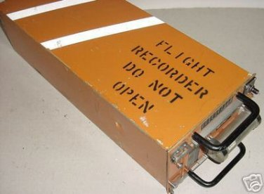 15600-501, 5424-501, Aircraft Flight Data Recorder / Black Box