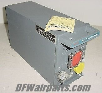 MI-585009, AVQ-21, RCA Weather Radar Receiver/ Transmitter