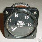 AG28, Vintage British Wardbird Jet Fuel Quanity Indicator
