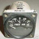 34270YF, United Airlines DC-7 Temperature Indicator