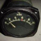 F-86 Sabre Exhaust Gas Temperature Indicator, 124D2B