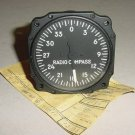 2330A, F-86 Sabre Jet Radio Magnetic Compass Indicator w Srv tag