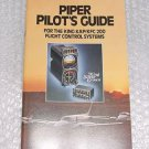 King KAP, KFC-200 Piper Flight Control Systems Pilot Guide
