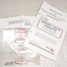 SK185-21A, SK-185-21A, Nos Cessna ELT Replacement Service Kit
