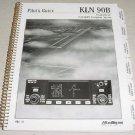 KLN-90B, 066-08773-0000, New King IFR GPS Pilot Guide