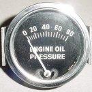 Aircraft Oil Pressure Indicator