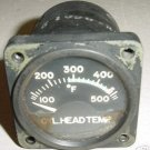Twin Cessna Cylinder Head Temperature Indicator, 200-2G1B 2