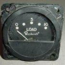 Beech Baron Loadmeter Indicator, 96-384006-1
