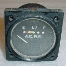 Twin Engine Aircraft Auxiliary Fuel Quantity Indicator