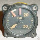 Antique WWII Warbird Fuel Quantity Indicator, AW-1 7 8-15-F3F6