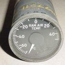 162BL502, Boeing 727 Ram Air Temperature Indicator