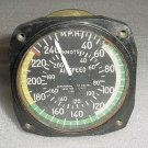 450-738, 450 738, Twin Piper Aircraft Airspeed Indicator