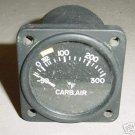 Cessna 310, Carburetor Temperature Indicator, 22-297-026