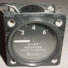 Beechcraft, Beech Suction Gauge Indicator, 1G9-31, 58-380017-1