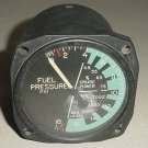 Cessna, Piper, Beech Fuel Pressure Indicator, 22-869B