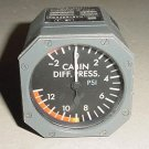 33135-02, Airbus A300 Cabin Differential Pressure Indicator