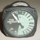 22-868, 0813624-1, Twin Cessna Aircraft Fuel Pressure Indicator