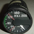 Aircraft Turbine Engine Oil Pressure Indicator, 296-00751
