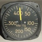 AW2-3-4-16-BYF12, Vintage Warbird Aircraft Airspeed Indicator