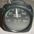 Beech Baron Lighted Manifold Pressure Indicator, 96-384056-1