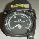 Weston Type 4 Aircraft DME Indicator, Model 858, 260342
