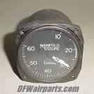 22-260-020, CM2635L1, Cessna 310 Manifold Pressure Indicator