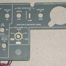 Cessna Citation EL Lightplate Instrument Panel, 9912523-1