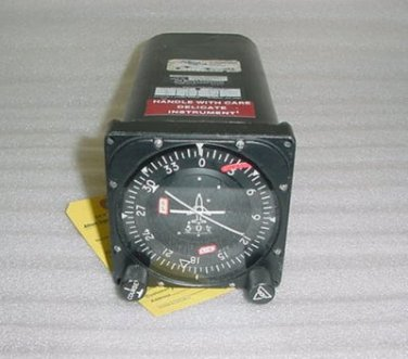 7233-3A16D2, 7233-3A16-D2, Flight Path Indicator w/ Serv tag