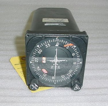 7233-3A16D2, 7233-3A16-D2, Aircraft Flight Path Gauge w/ Srv tg