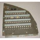 Convair CV 580 Instrument Panel Overlay, 9030135-401