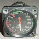 Vintage Warbird Jet Fuel Quantity Indicator